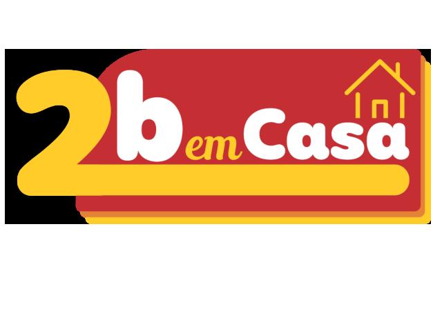 Logo do 2B Supermercado Online
